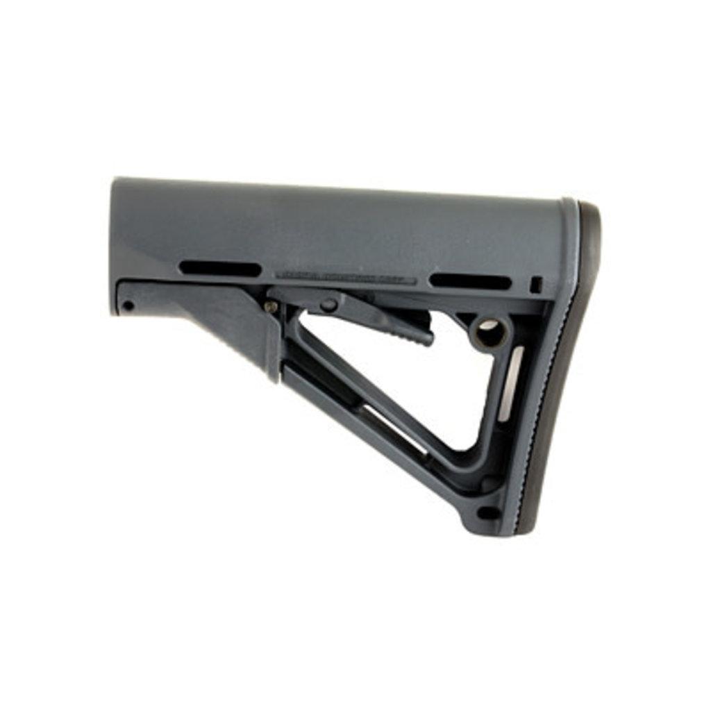 Magpul Industries MAGPUL CTR CARB STK MIL-SPEC GRY MFG# MAG310-GRY UPC# 873750011523