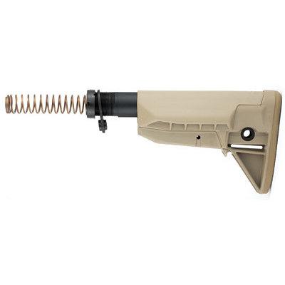 Bravo Company BCM GUNFTR STOCK KIT MOD0 SOPMOD FDE MFG #BCM-GFSK-MOD0-SPMD-FDE UPC #812526021250