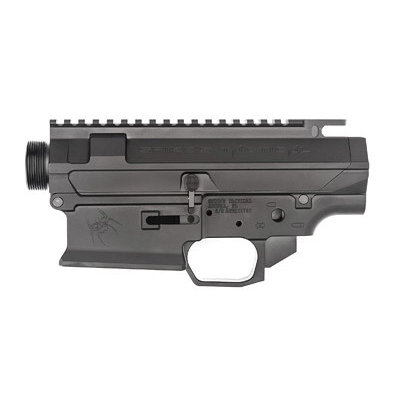 Spike's Tactical SPIKE'S STRPPD 308 UPPR/LWR LIV BLK MFG# STSBX10 UPC# 815648021481
