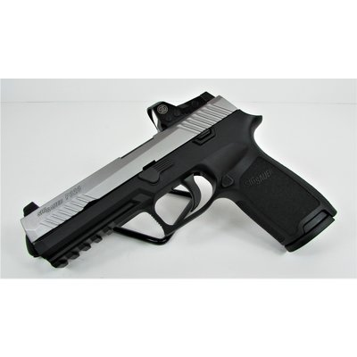 Sig Sauer (Pre-Owned) Sig Sauer P320RX w/ Romeo1