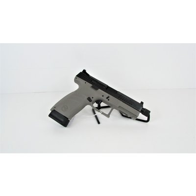 CZ-USA (Pre-Owned) CZ P-10C Urban Grey Suppressor Ready