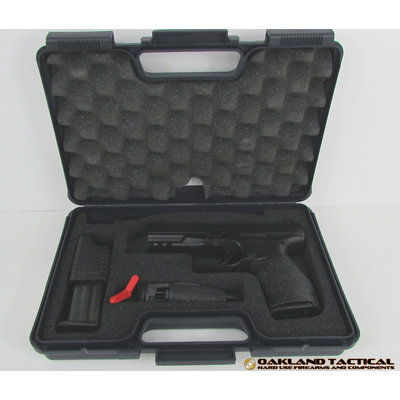 Walther (Pre Owned) Walther PPQ, 9mm with original box and 2, 15 round magazines.