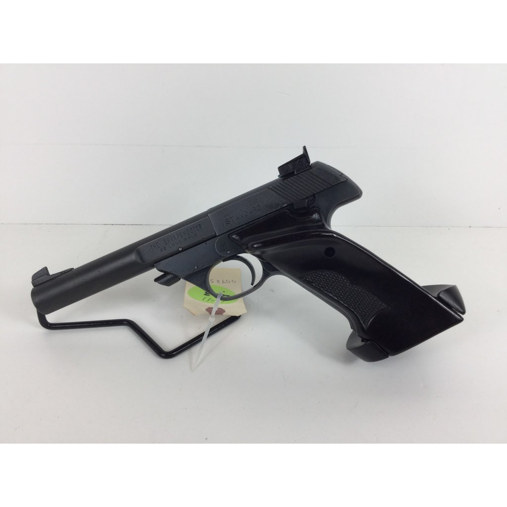 (Consignment) High Standard The Sharpshooter 22LR