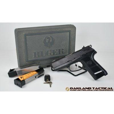 Ruger (Pre-owned)Ruger P95DC es, speedloader, triggerlock and original case with paperwork