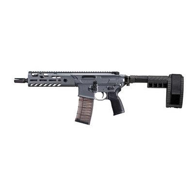 """Sig Sauer SIG MCX 300BLK 9"""" BLK 30RD W/ PSB MFG #PMCX-300B-9B-TAP UPC #798681578313"""