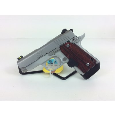 (Consignment) Kimber Micro-9 Rosewood 9x19mm