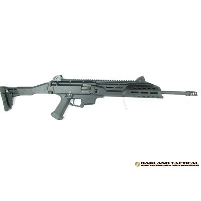 "CZ-USA CZ-USA CZ Scorpion EVO 3 S1 Carbine 16.2"" Barrel 9x19mm MFG #08505 UPC #80673085050"