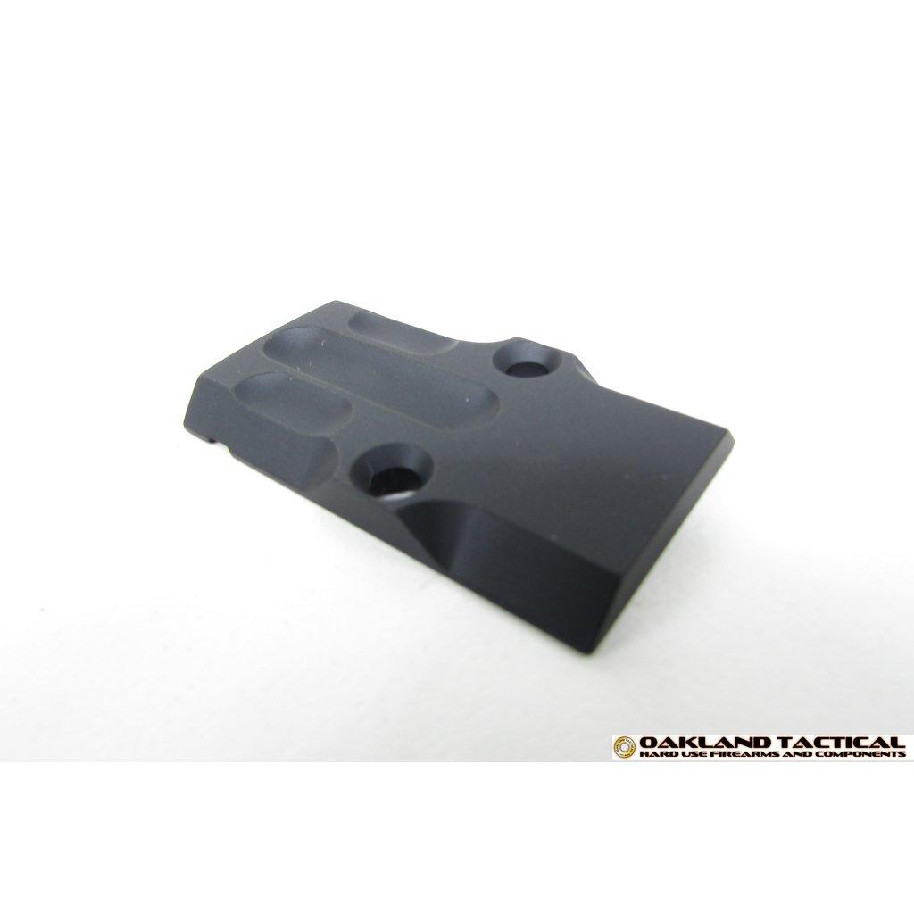 Zev Technologies ZEV Technologies RMR Adapter Plate 45 Edge Small MFG # ADAP-RMR-45-BLNK-SM