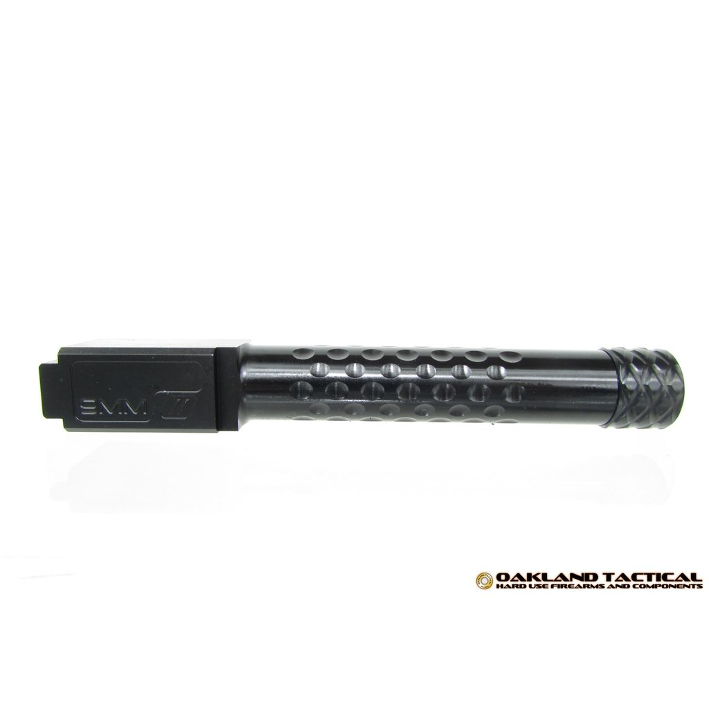 Zev Technologies ZEV Technologies Match Grade Barrel G19 Dimpled Suppressor Threaded Black MFG #BBL-19-DS-DLC UPC #811745023663
