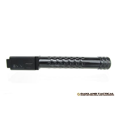 Zev Technologies ZEV Technologies Match Grade Barrel G19 Dimpled Suppressor Threaded Black MFG #BBL-19-DS-DLC UPC #811745023663