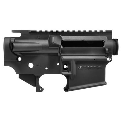 JP Enterprises JP Enterprises JP-15 Forged Upper and Lower Receiver Set-Stripped MFG # JP15LRUR