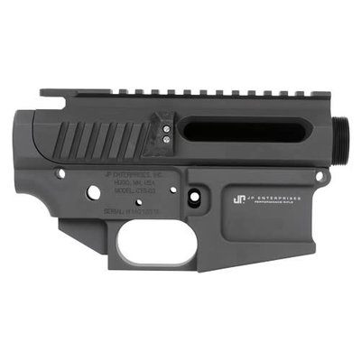 JP Enterprises JP Enterprises CTR-02 CNC Billet Upper and Lower Receiver Set Stripped MFG # CTR02LRUR