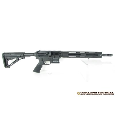 "JP Enterprises JP Enterprises GMR-13 Compact Ready Rifle 14.5"" Light Black Barrel 9x19mm Black MFG # GMRCRR"