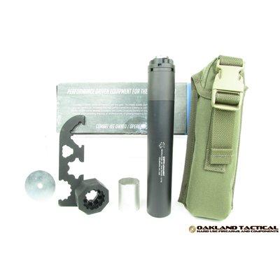 Griffin Armament Griffin Armament Revolution 45 Sound Suppressor MFG #GAREV45 UPC #791154081136