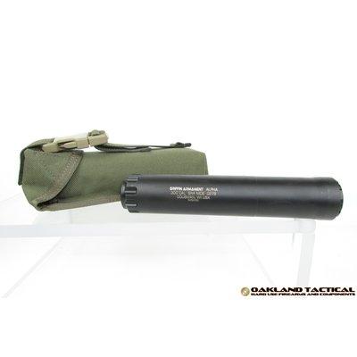 Griffin Armament Griffin Armament Alpha Silencer MFG # GAALPHA UPC Code # 791154080948
