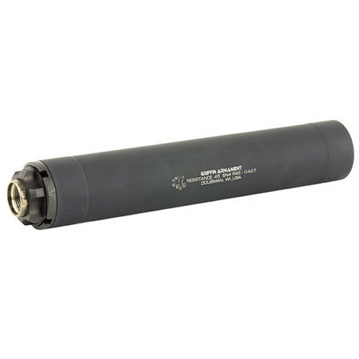 Griffin Armament GRIFFIN RESIST 45ACP .578X28 SPPRSSR MFG# GARS45 UPC# 791154082546