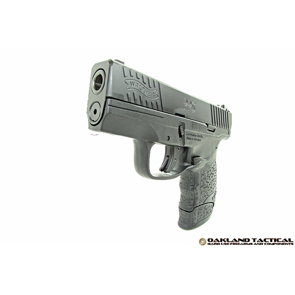 Walther Walther PPS M2 3.18 Inch Barrel 9x19mm MFG # 2805961 UPC Code # 723364209369