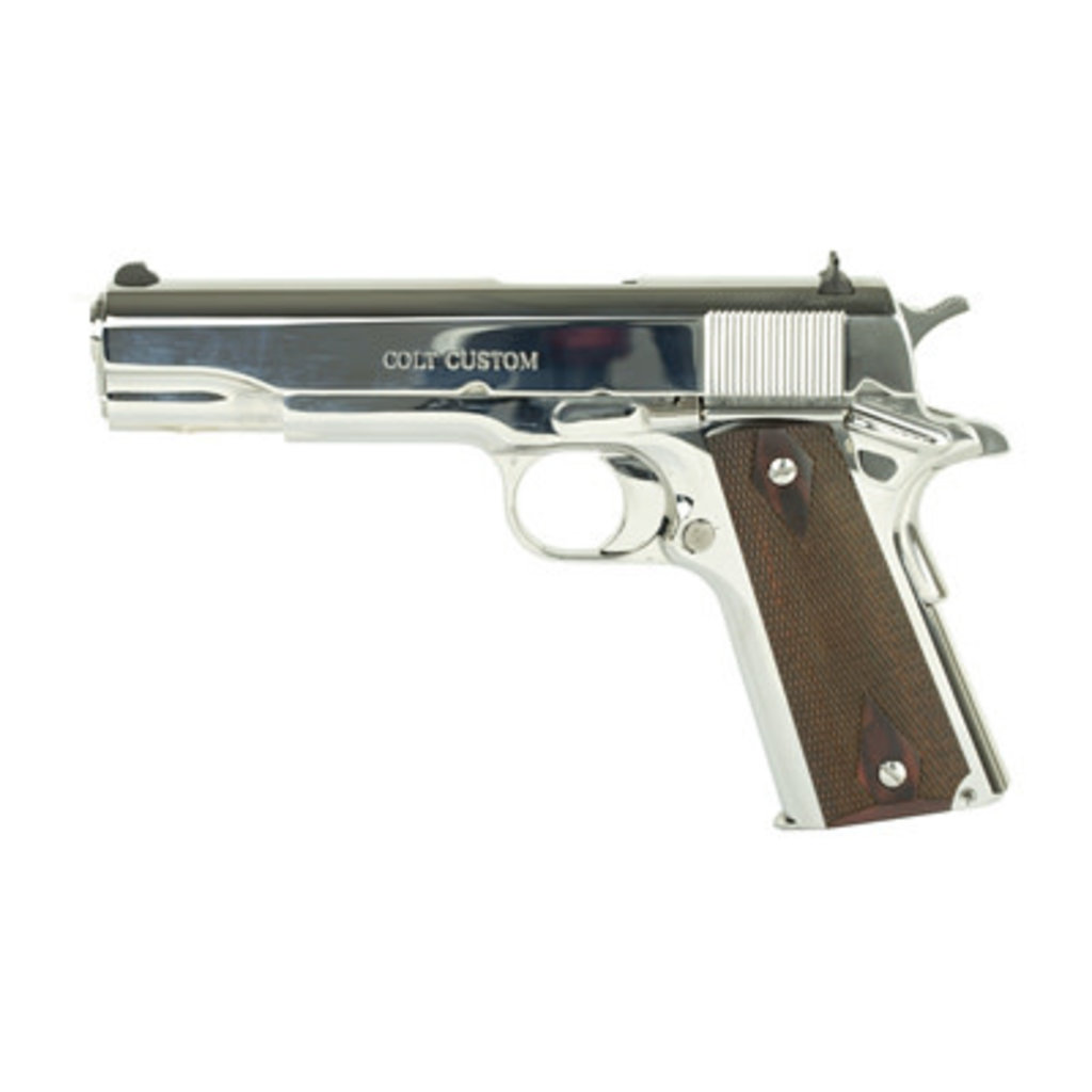 """Colt's Manufacturing Government 45ACP 5"""" WDS STS MFG# O1070BSTS UPC# 098289111579"""