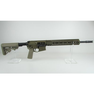 "FNH USA FN 15 TACTICAL CARBINE P-LOK 16"" FDE MFG# 36312-07 UPC# 845737009243"