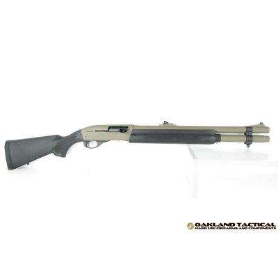 """(Refurbished) LE Remington 11-87P 18.5"""" Barrel 12 Gauge FDE Cerakote"""