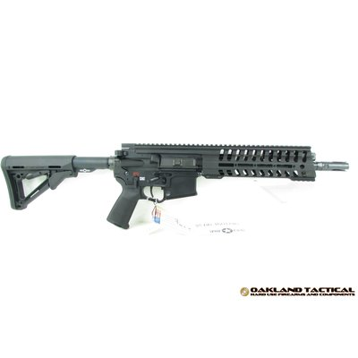 "Patriot Ordnance Factory (POF USA) P415 Gen4 Rifle 10.5"" Deep Fluted Barrel 9"" Modular Rail 5.56x45mm MFG # 00645 UPC # 847313006455"