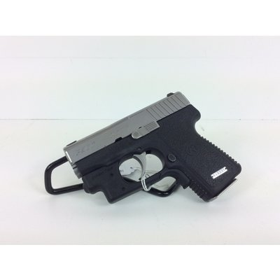 (Pre-Owned) Kahr P380 W/ Crimson Trace Trigger Guard MFG# KP38233N UPC# 602686168595