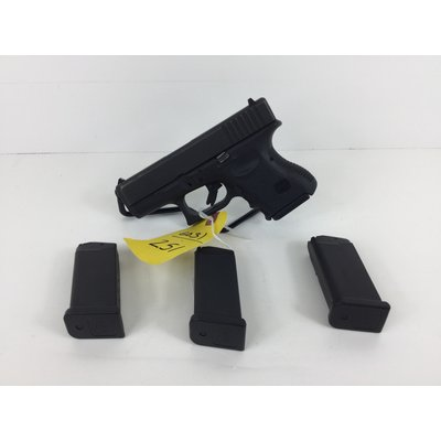 Glock (Consignment) Glock 27 40 S&W W/ 4 magazines- no case