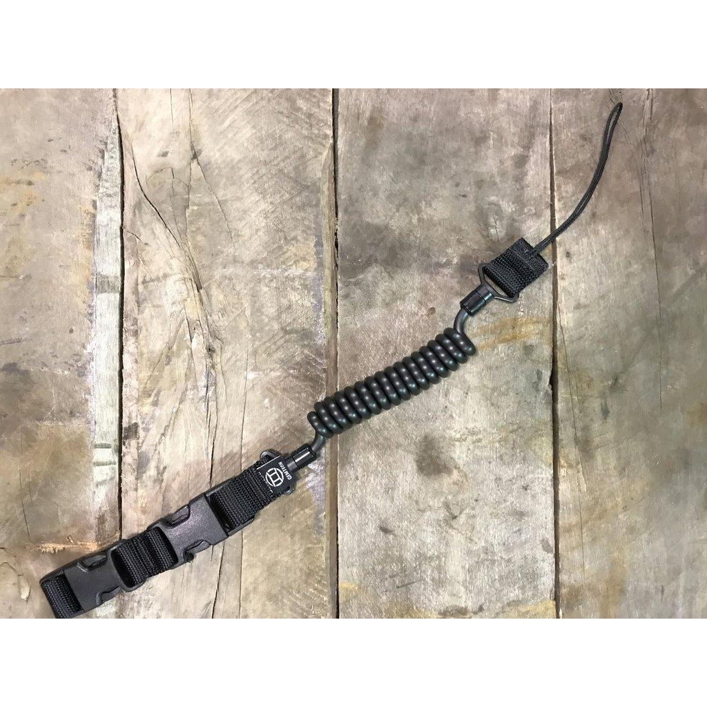 Gemtech Gemtech Tactical Retention Lanyard Black MFG # TRL-BK UPC # 609728889784