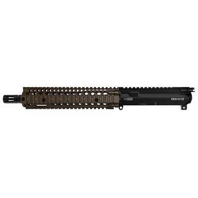 "Daniel Defense DD MK18 URG UPPER 556 10.3"" MK18 FDE MFG #23-004-08013-011 UPC #852548002592"