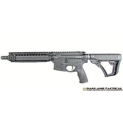 Daniel Defense Daniel Defense DDM4 MK18 - Factory SBR 10.3 Inch Barrel Length 5.56mm Nato MFG # 02-088-07327 UPC Code # 815604015561