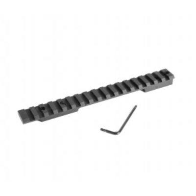 EGW Steel HD Remington 700/721/725 Long Action Picatinny Rail Scope Mount 20 MOA Ambidextrous MFG # 86102