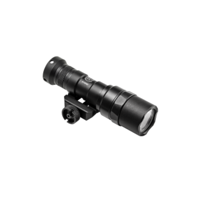 Surefire SureFire M300 Mini Scout LED WeaponLight - Tailcap Switch Only MFG # M300C-Z68-BK UPC # 084871324670