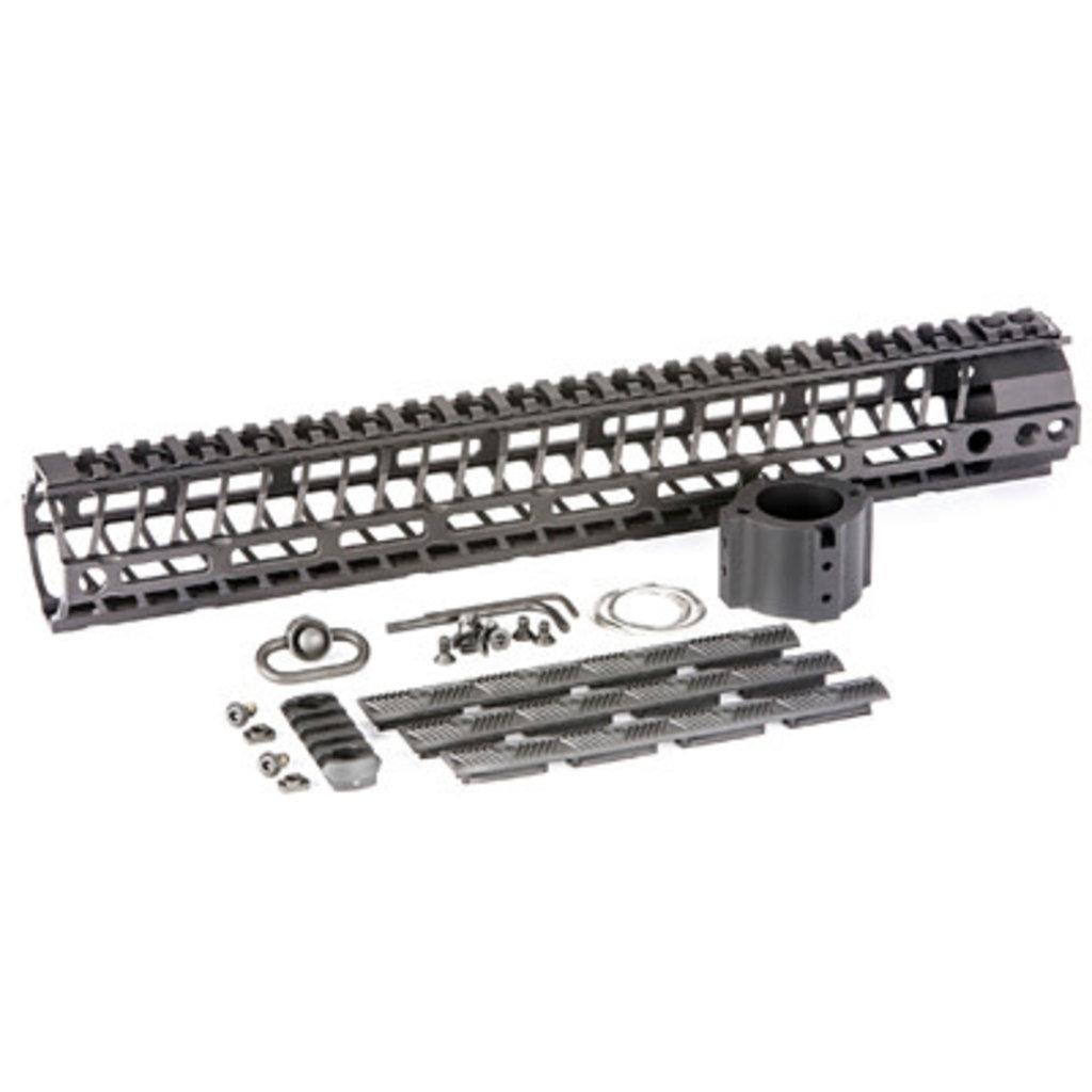 "Spike's Tactical SPIKE'S RAIL MLOK 15"" 308WIN BLK MFG# SMRX015 UPC# 815648028428"