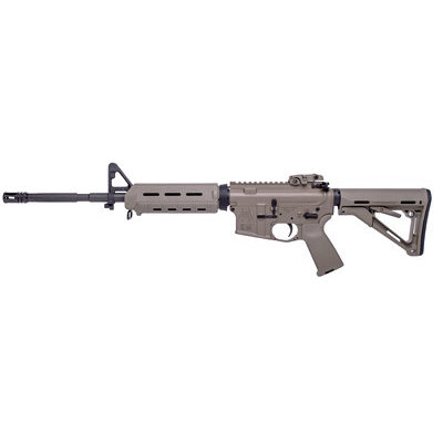 """Spike's Tactical SPIKE'S M4LE 556NATO 16"""" FDE NO MAG MFG# STR5025-M4F UPC# 855319005105"""