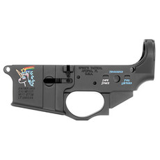 Spike's Tactical SPIKE'S STRIPPED LOWER (SNOWFLAKE) MFG# STLS030-CE UPC# 815648027353