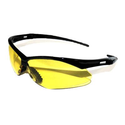 Winchester Glasses Premium Amber Lens/Black Frame MFG # 03385 UPC # 711382033851