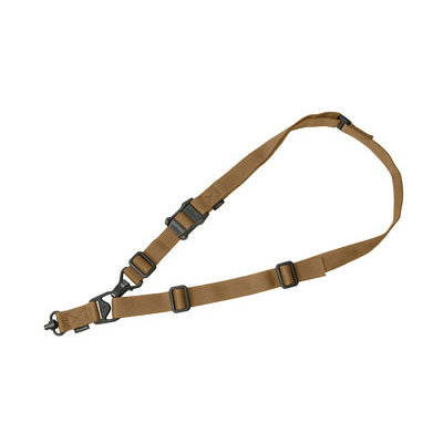 Magpul Industries MS3 Single QD - Multi Mission Sling System GEN 2, Coyote