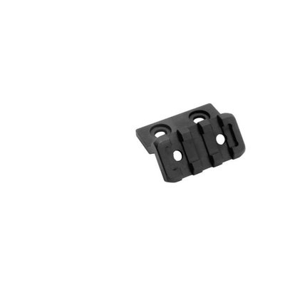 Magpul Industries Magpul M-LOK Offset Light/Optic Mount, Aluminum M-LOK Slot System Black MFG # MAG604 UPC # 873750002828