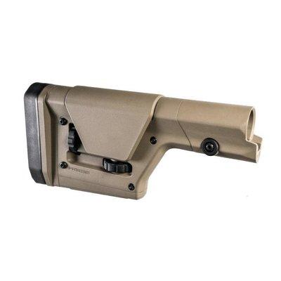 Magpul Industries Magpul PRS Gen3 Precision-Adjustable Stock Flat Dark Earth MFG # MAG672 UPC # 840815109600