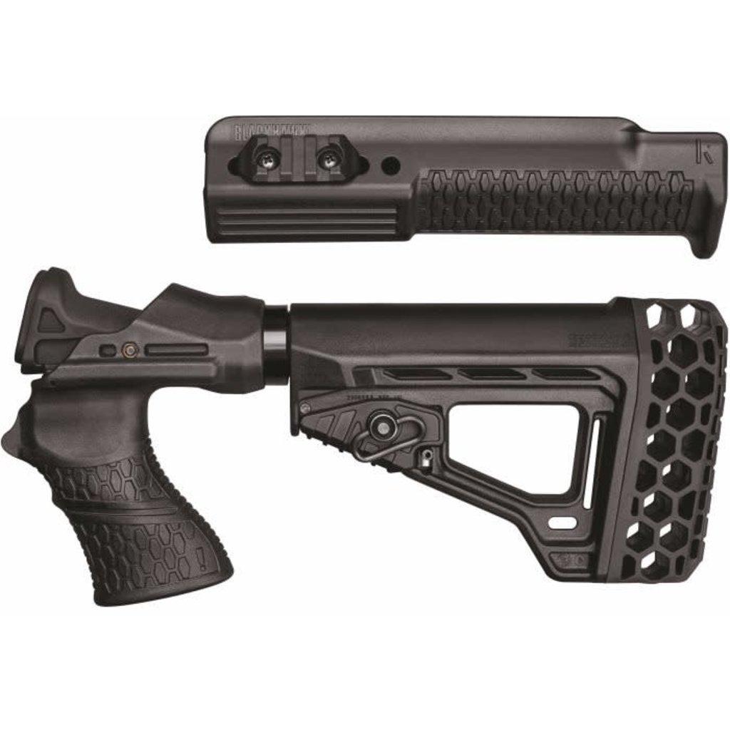 Blackhawk! Knoxx SpecOps Stock Gen III Remington 870 12-Gauge MFG# K38701-C UPC# 604544617283