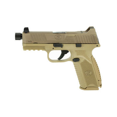 "FNH USA FN 509 Tactical 4.5"" 9mm 10rd FDE MFG# 66-100383 UPC# 845737009144"