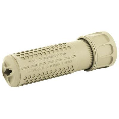 Knights Armament Company KAC 762QDC/CQB SPPRSSR FDE MFG# 30179-FDE UPC# 819064014478