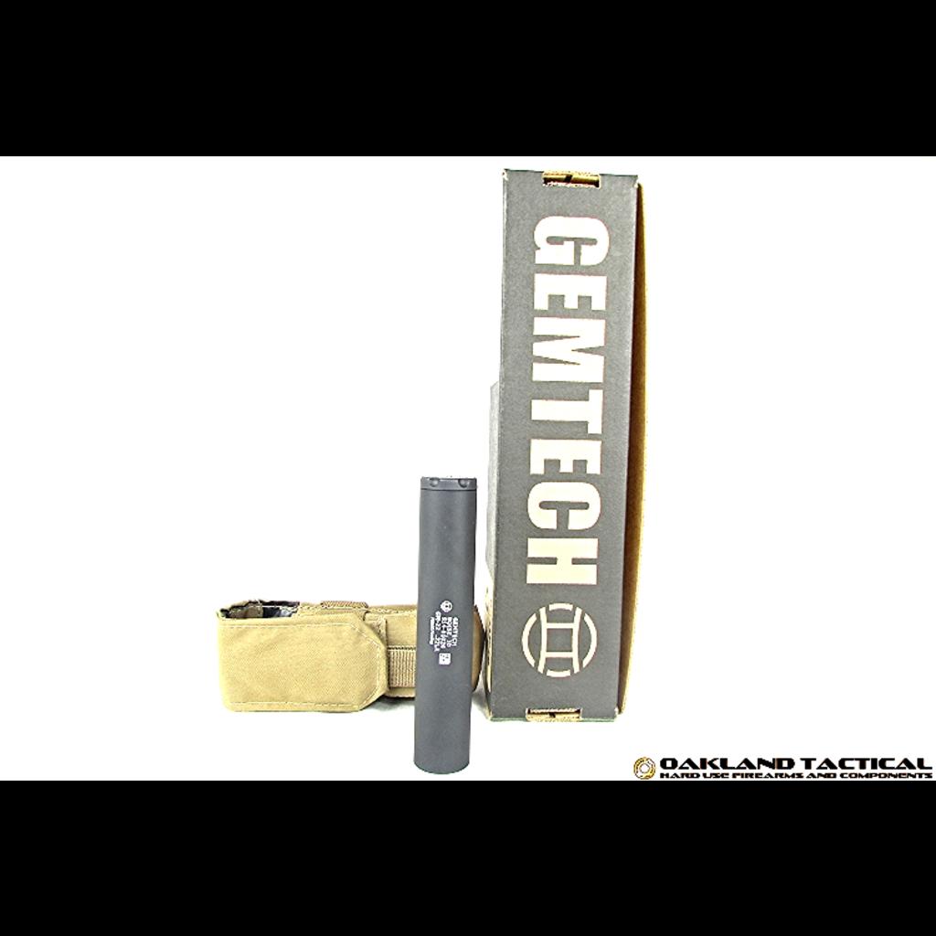 Gemtech Gemtech GM-22 .22LR MFG # GM-22 UPC Code #609728889661