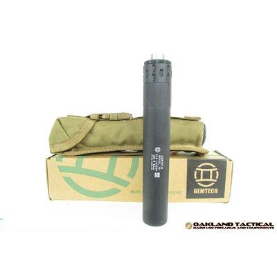 Gemtech Gemtech GM-9 Suppressor Black MFG # GM-9 UPC # 609224348204
