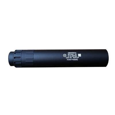 Gemtech GEMTECH DISPLAY SILENCER GM-45 45ACP MFG# DISPLAY-GM-45 UPC# 609224347290