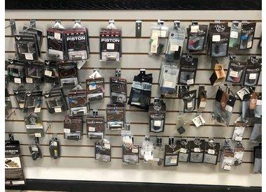 Muzzle Devices/Pistons