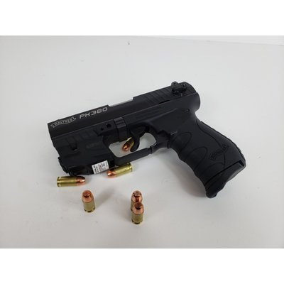 (Pre-owned) Walther PK380 W/ Laser and 1 extra mag
