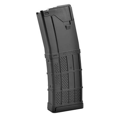 Lancer L5AWM 30 Round Magazine - Opaque Black MFG # 999-000-2320-03 UPC # 738435615024