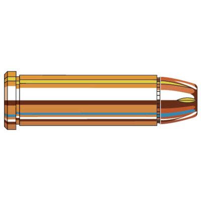 Hornady 38 Special 125 Grain XTP American Gunner 25 Round MFG # 90324 UPC # 090255903249
