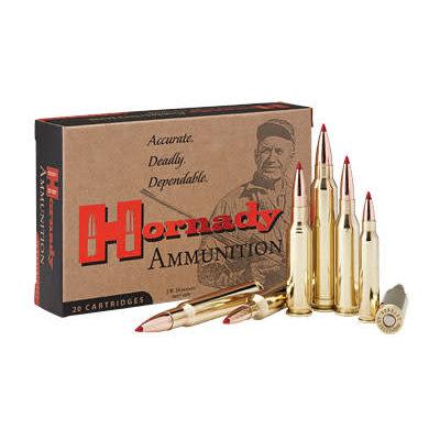 Hornady HRNDY 308WIN 155GR ELD-M 20/200 MFG# 80956 UPC# 090255809565